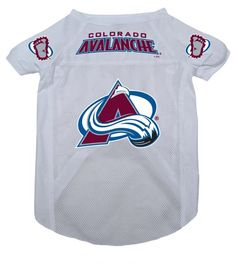 Colorado Avalanche fan and dog lover  Find a great deal on your Avalanche  Dog Jersey 893932f8c