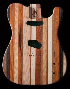 Custom Hardwood Guitar Bodies by DolmageDesigns on Etsy Guitar Diy, Music Guitar, Ukulele, Build Your Own Guitar, Guitar Classes, Telecaster Guitar, Guitar Parts, Guitar Building, Guitar Design