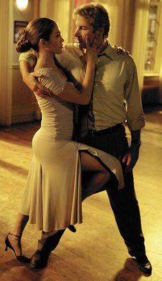 "Richard Gere and Jennifer Lopez, ""Shall We Dance?"""