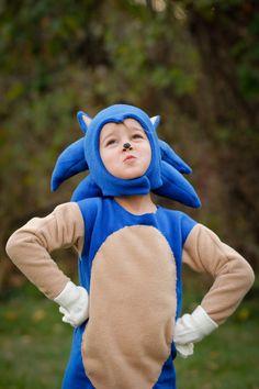 Our Handmade Halloween: Sonic the Hedgehog — Early Mama Sonic The Hedgehog Halloween Costume, Sonic Costume, Movie Halloween Costumes, Toy Story Costumes, Character Costumes, Halloween Kids, Game Costumes, Halloween 2020, Lorax Costume