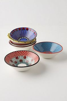 Bowls from South Africa's Potters Workshop