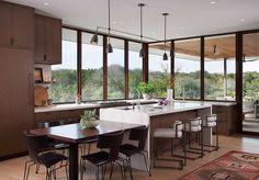 """""""Kitchen Views"""" Architect: Builder: by Tumlin Kitchen Design Open, Open Concept Kitchen, Open Kitchen, Latest Kitchen Designs, Kitchen Views, Austin Homes, Austin Texas, Stylish Kitchen, Küchen Design"""