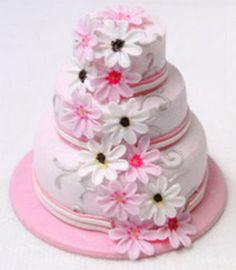 1 12 Scale Three Tier Wedding Cake Dolls House Miniature Food Accessory H | eBay