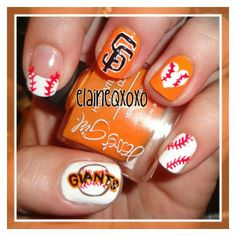 My Giants!!! I wish I could do this!! I can do the SF but not the actual logo!!