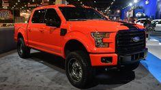 2015 Ford F-150 Customs: SEMA 2014 Photo Gallery - Autoblog