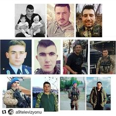 #Repost @a9televizyonu (@get_repost)  Allah Afrin'deki şehitlerimizin şehadetini mübarek ve makbul etsin. Delikanlılarımız tüm şehitlere selamımızı götürsünler.  Hasan Kuş (Mersin) Halis Koca (Adana) Koray Karaca (Kırşehir) Burak Akalın (Samsun) Oğuzcan Ekiz (Hatay) Enes Sarıaslan (Gaziantep) Hamza Karaca (Giresun) Hüseyin Şahin (Samsun) Serdar Ege (Diyarbakır) Erdem Mut (Kırıkkale) Mehmet Kahraman (İzmir)  Allah ailelerine sabrı cemil huzur bereket nasip etsin. Millet olarak Malazgirtten bu…