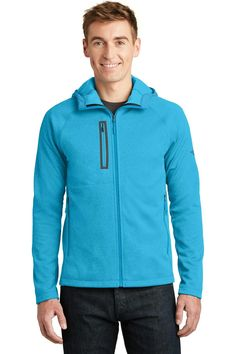 acb9d305b3e5 The North Face Canyon Flats Fleece Hooded Jacket. NF0A3LHH