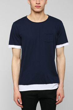 The Narrows Double Layer Tee