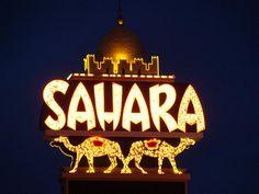 Sahara, Las Vegas, Nevada