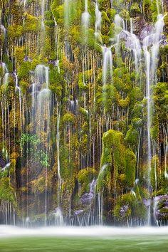 Part of a Whole, Mossbrae Falls, Dunsmuir, Ca