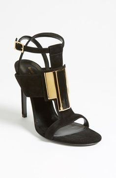 Saint Laurent 'Janis Metal' Sandal
