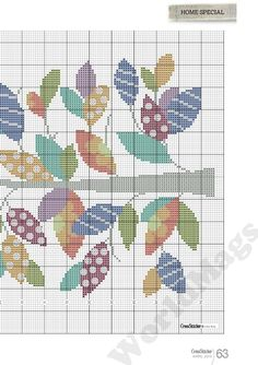 #Tree 1.1 #crossstitch