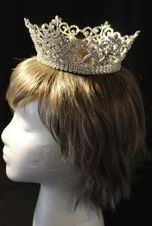 TRF00076 Full Pageant Crown