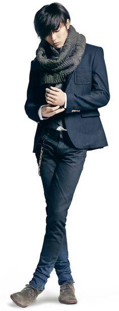 Kim Jae Wook- hot style