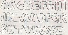 Resultado de imagen para letras bonitas para marcar el cuaderno