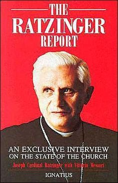 Ratzinger Report - reviewed here with quotes ... http://corjesusacratissimum.org/2009/06/book-review-the-ratzinger-report-joseph-ratzinger-vittorio-messori/