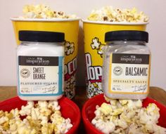 Are you a SWEET or SAVOURY popcorn person ?