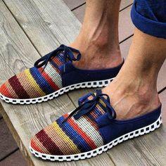 Fashion Men Summer Shoes - Sapatos masculinos