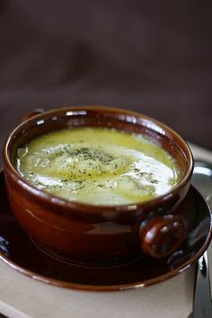 Soup Recipes, Cooking Recipes, Healthy Recipes, Hungarian Recipes, Soups And Stews, Food And Drink, Vegetarian, Yummy Food, Dinner
