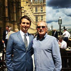 Matt & his Dad