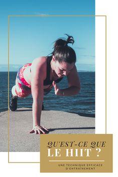 HIIT | Une technique efficace pour s'entraîner - Margaux Lifestyle