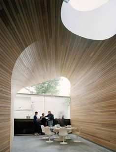 timber ceiling/wall fillet