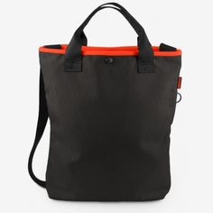 City Tote Messenger | X-pac™ Black