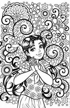 turma da monica jovem para colorir - Pesquisa Google