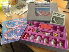 Das Nilpferd in der Achterbahn  Lustiges Gesellschaftsspiel für pfiffige Leute ab 12 Jahren. Für 3 - 6 Spieler.