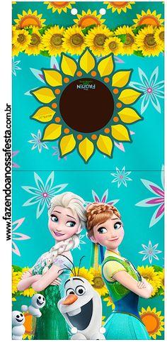 Frozen Fiebre Congelada: Etiquetas para Candy Bar para Imprimir Gratis.