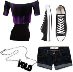 """""""Young and Free"""" by weheartitbtch on Polyvore"""