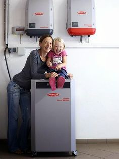 My E-Life Now !: Fronius focuses on Energy Storage at Birmingham SEUK 2014
