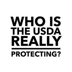 "Check out the U.S. Right to Know post: ""USDA Shirking Obligation to Give Consumers Clarity Over Herbicide Residues on Food."" http://usrtk.org/pesticides/usda-shirking-obligation-to-give-consumers-clarity-over-herbicide-residues-on-food-2/ #USDA #Monsanto"