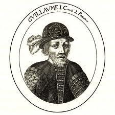 Guillaume comte de provence