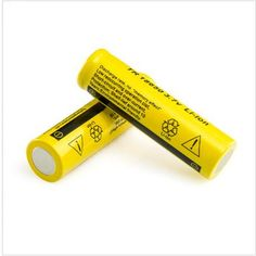10X18650 battery 3.7V F98 rechargeable li-ion battery   battery 18650 battery Free Shipping