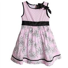 #Nannette                 #ApparelOutfits and Suits #Nannette #Toddler #Girls #Baby #Pink #Black #Polka #Spring #Summer #Church #Dress                      Nannette Toddler Girls Baby Pink Black Polka Dot Spring Summer Church Dress                             http://www.seapai.com/product.aspx?PID=7698391