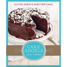 Livro Cake Angels por Julia Thomas