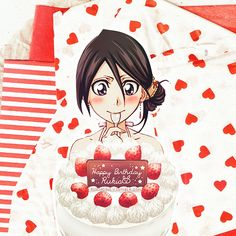 Rukia's birthday
