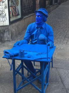 Street Artist - Turin Italy