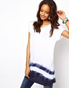 ASOS Oversize T-Shirt with Tie Dye. sold out.,