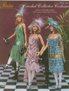 Free Copy of Pattern - Crochet Collector Collection Volume 82 By Tracy Dowling, Picasa Web Albums