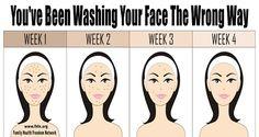 Voici quelques conseils pour bien laver son visage et pour avoir la peau claire et purifiée que l'on mérite.