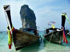 6 things to do in Ao Nang, #Thailand #KohLanta #Travel http://paulandcarolelovetotravel.com/ao-nang/