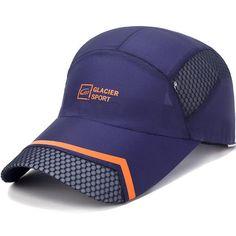 50f984ca668 Men Hat Thin Breathable Stripe Quick Dry Mesh Baseball Cap  Men  Breathable   Thin  Stripe  Mesh  Hat  Dry  Cap  Baseball  Quick