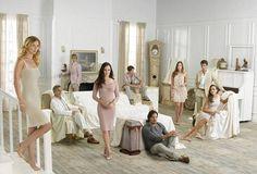 The Cast Looks Serious in Revenge Season 2 Promo Photo