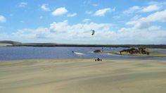 Cool looking secret #kitespot in New Zealand via Deano Beano #kitetravel #kitesurfing - ActionTripGuru.com