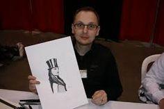 Image result for google adi granov Comic Books Art, Book Art, Anthony Bordain, Adi Granov, Playing Cards, Comics, Google, Image, Travel