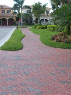 Pine Hall Brick Traditional Series (square edge). Square edge pavers can be laid in sand or mortar and are made to stand the test of time.