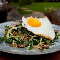 Italian Kale Slaw wi