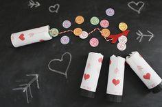 Confetti Popper Valentines